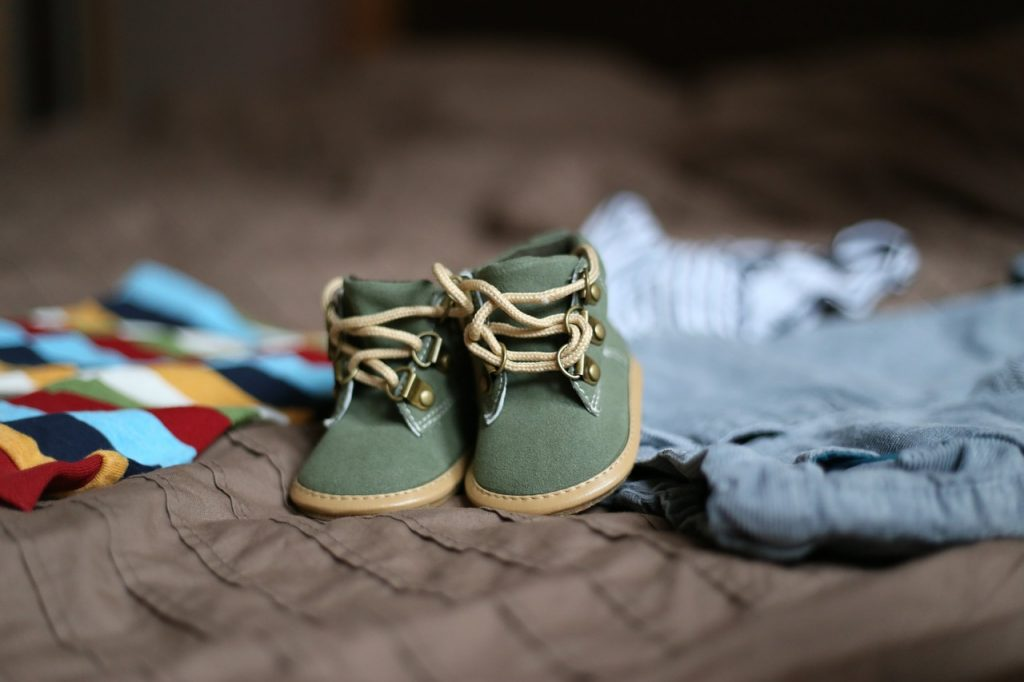 Pixabay-baby shoes-505471_1280